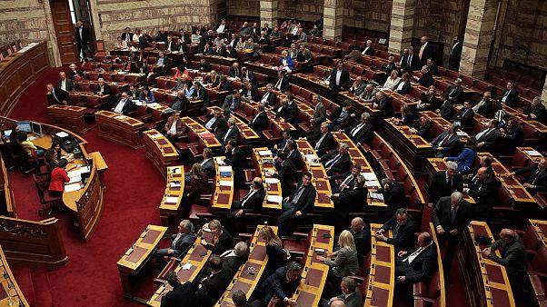 Ελλάδα: Δεν εξελέγη πρόεδρος της Δημοκρατίας - 160 ψήφισαν υπέρ του Στ.Δήμα