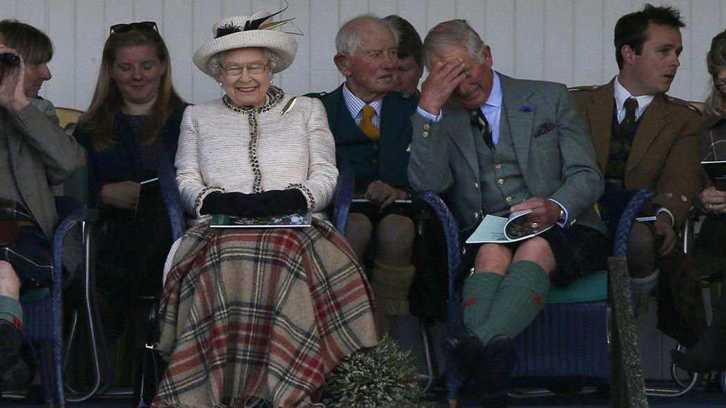 Les rumeurs d'abdication de la reine d'Angleterre affolent les bookmakers