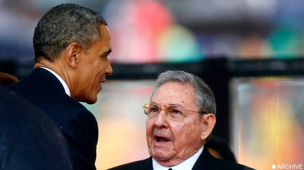"""Neues Kapitel"": Obama will Embargo gegen Kuba aufheben lassen"