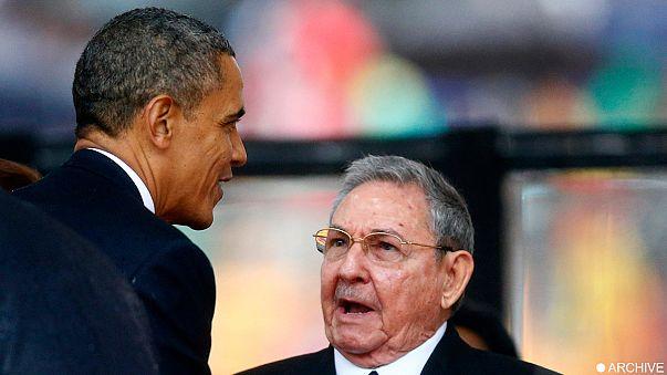 ABD ve Küba aralarındaki 60 yıllık buzu eritiyor