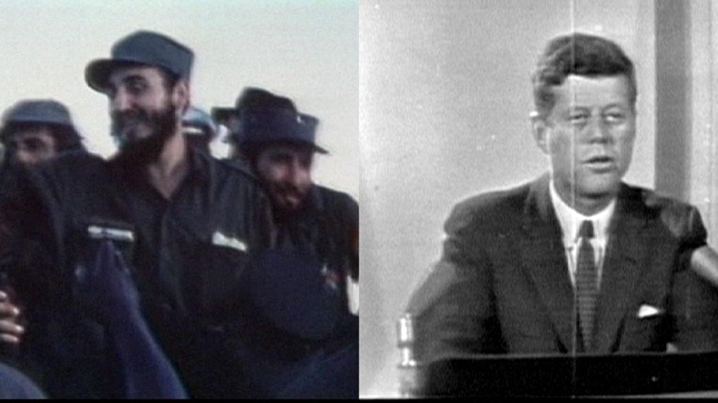 A brief history of US-Cuba relations