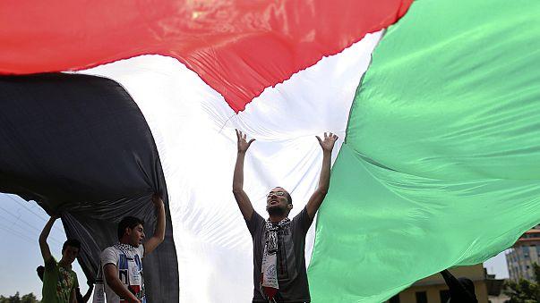 La reconnaissance de l'État palestinien