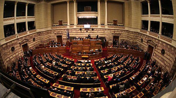 Primer intento fallido en el Parlamento para nombrar a un nuevo presidente de Grecia