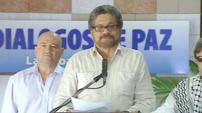 Egyoldalú tűzszünetet hirdettek a gerillák Kolumbiában