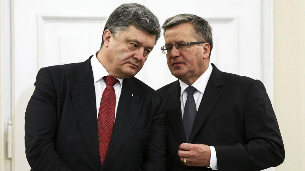 Poroschenko erwartet Wiederaufnahme der Friedensverhandlungen für Sonntag