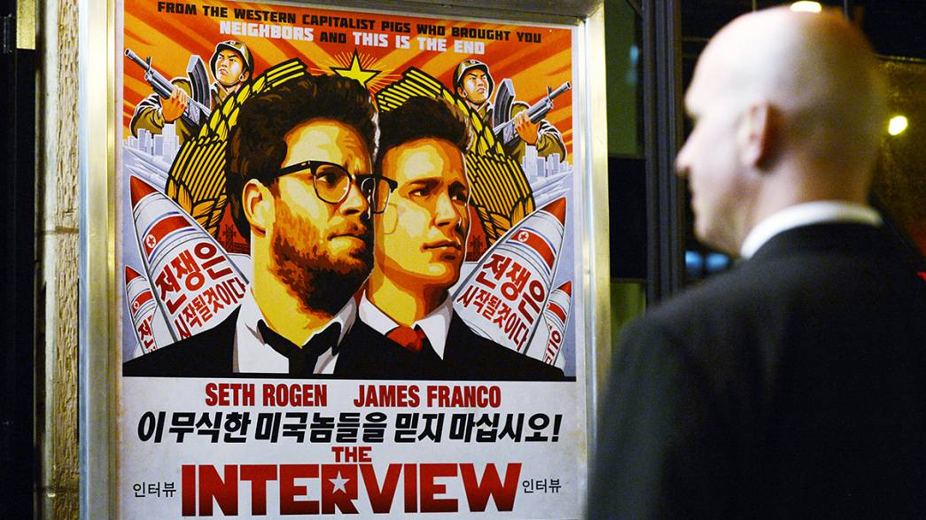 """Sony cancela el estreno de """"La entrevista"""" por las amenazas de hackers norcoreanos"""