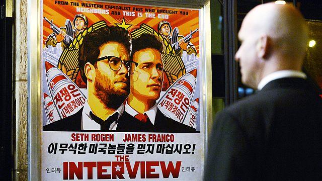 """Хакеры """"отменили"""" показ фильма о Ким Чен Ыне в США"""