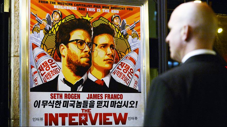 Pyongyang fait trembler Hollywood