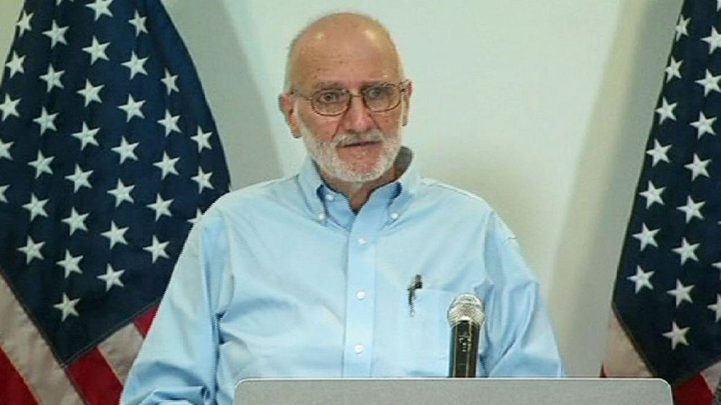 Retour au pays pour les 3 prisonniers cubains et le détenu américain