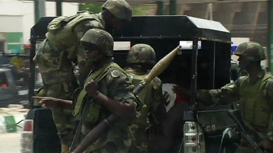Nigéria: 35 soldados condenados à morte por recusarem combater grupo Boko Haram