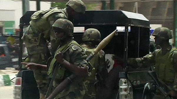 ده ها سرباز ارتش نیجریه به اعدام محکوم شدند