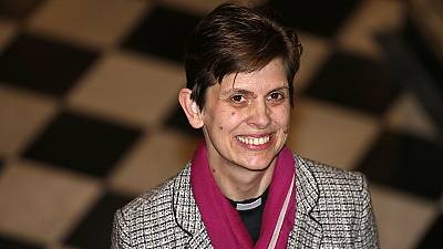 History is made – the Church of England appoints its first female bishop