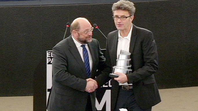 """فيلم """" إيدا"""" للمخرج البولوني باول باوليكوفسكي يفوز بجازة """" لوكس برايز"""" التي يقدمها البرلمان الأوروبي"""