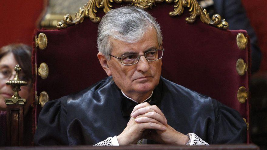 Dimisión del fiscal general del Estado Español