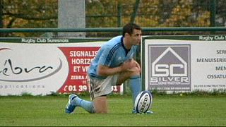 Rugby: Daniel Carter assina pelo Racing Metro