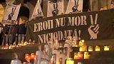 Rumänien gedenkt der Opfer des Aufstands gegen Ceausescu