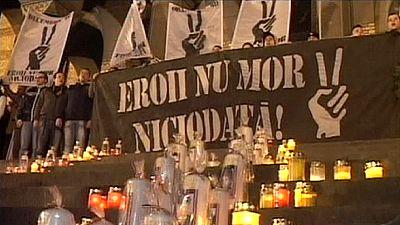 Romanians mark 25 years since start of anti-Communist revolution
