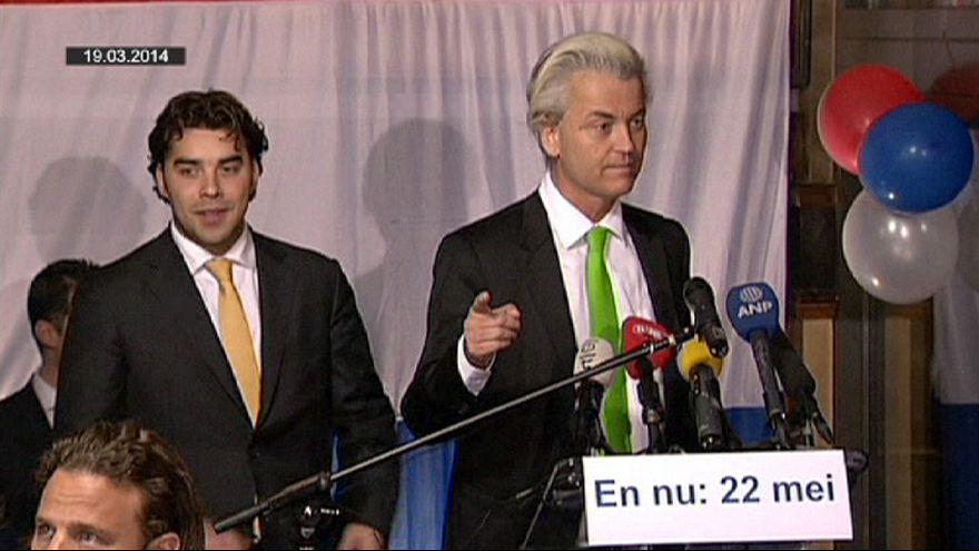 """""""Incitar ao ódio"""" vai levar líder político ao banco dos réus na Holanda"""