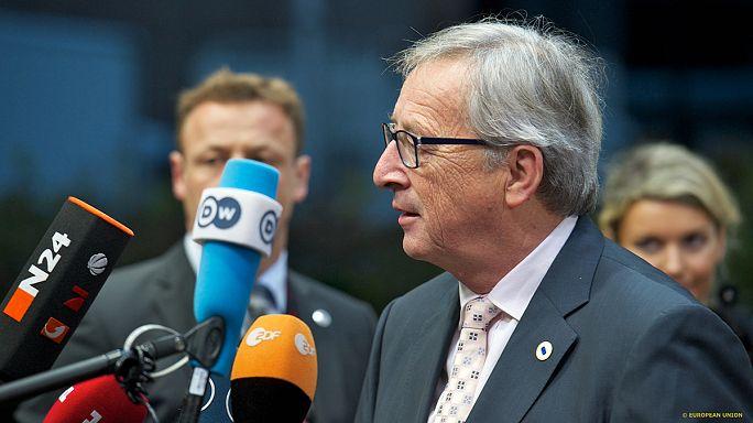 Sommet européen : des dirigeants plus ou moins convaincus par le plan d'investissement Juncker