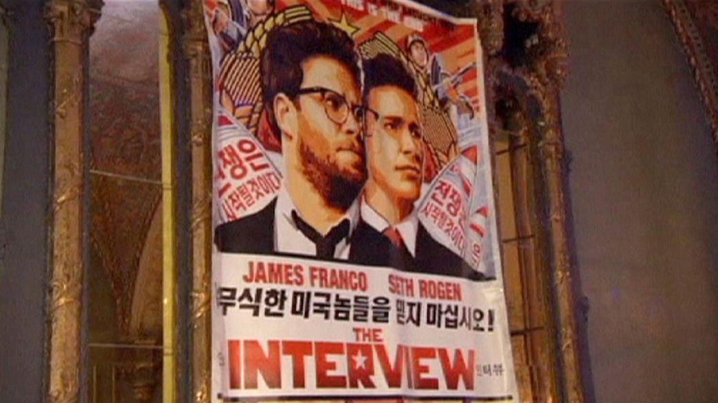بوادر أزمة جديدة بين واشنطن وبيونغ يونغ بسبب فيلم المقابلة الملغى
