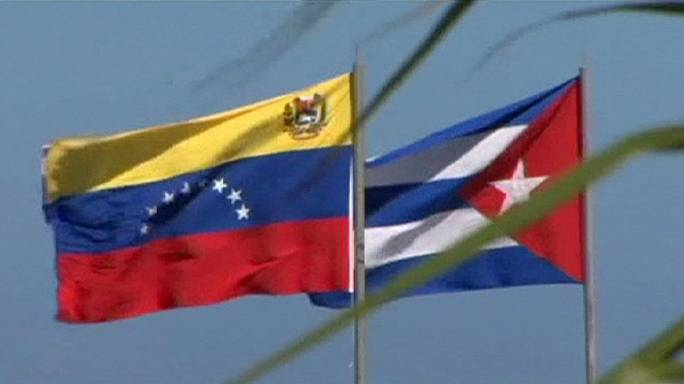 Venezuela magára marad?