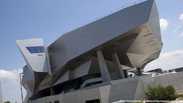 Le Musée des Confluences de Lyon ouvre ses portes