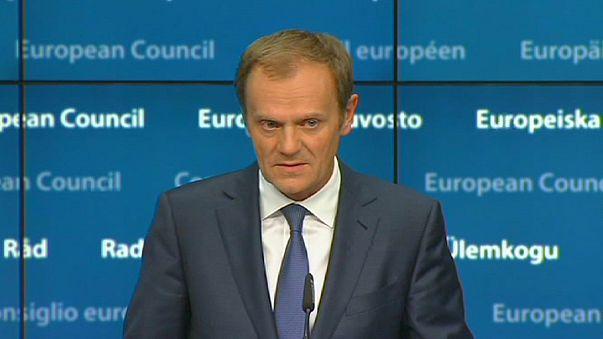"""""""Europe Weekly"""" : premier sommet européen pour le président du Conseil Donald Tusk"""