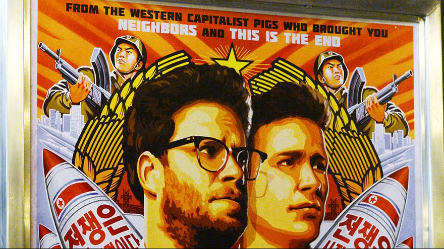 Sony attack 'US security matter' as North Korea movie cancelled
