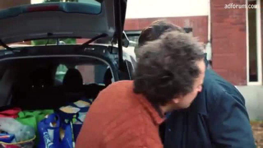 Drogue au volant avec Les Parent (Société de l'Assurance Automobile Québec)
