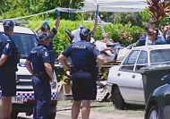 Eight children stabbed to death in Cairns, Australia.
