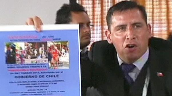 Same sex marriage: Chilean pastor removed from congress for angry slurs