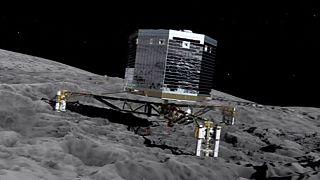 Ανασκόπηση 2014: Η αποστολή της «Ροζέτα» γράφει ιστορία στο διάστημα