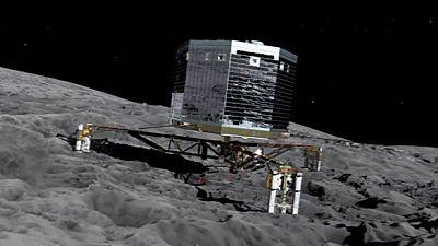 Rosetta meets its comet in 2014