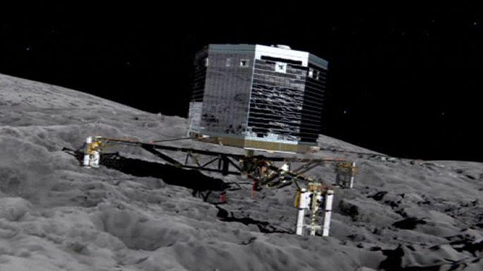 Rosetta alla conquista della cometa