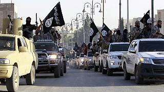 Militant jihadist group ISIL pose a new threat in the Middle East
