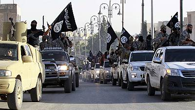 2014, la guerra del grupo Estado Islámico