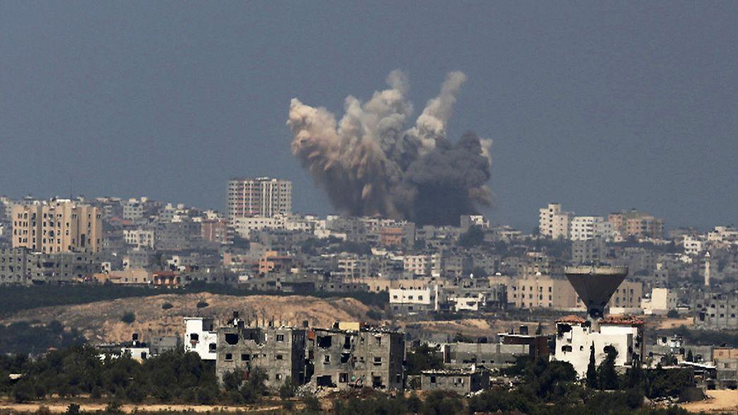 La guerra di Gaza