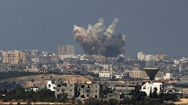 War erupts in the summer in Gaza