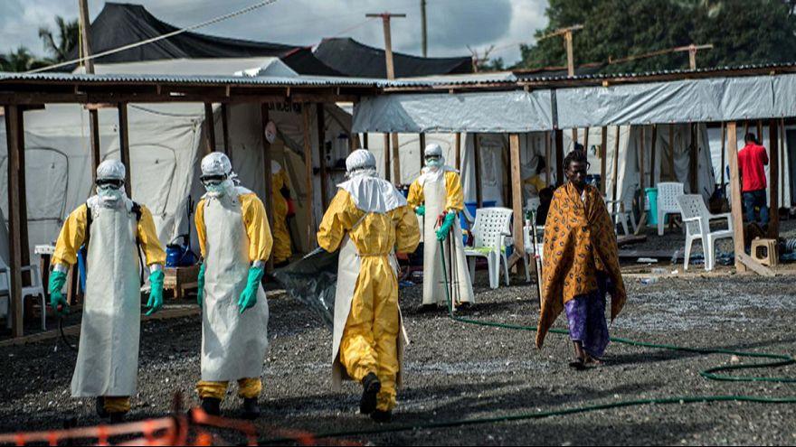 2014 schlimmster Ebola-Ausbruch aller Zeiten
