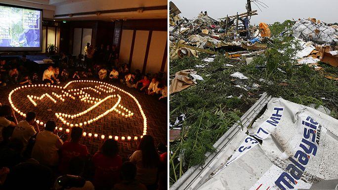 Malezya Havayolları 2014'te yüzlerce yolcuya mezar oldu
