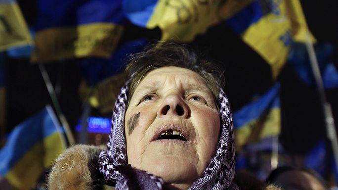 Ukraine: Ein blutiges Jahr 2014