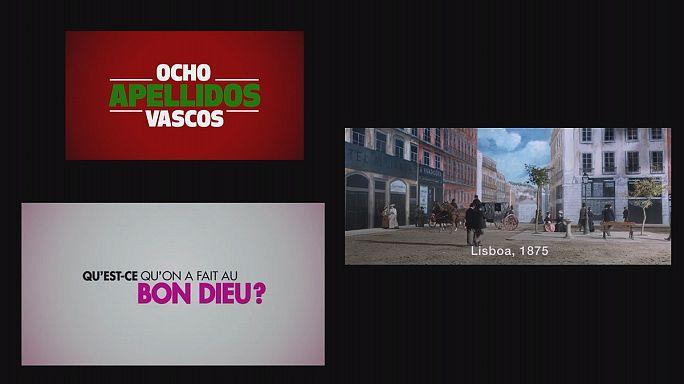 الأفلام الأكثر مشاهدة للعام 2014 في إسبانيا و البرتغال و فرنسا