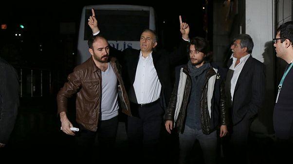 Ekrem Dumanlı serbest Karaca tutuklandı