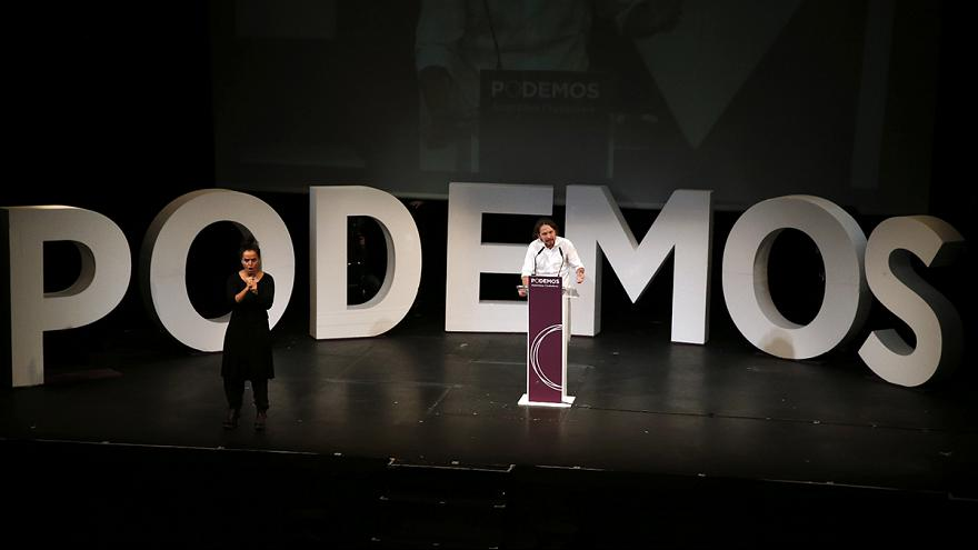 Spain 2015: Can 'Podemos' end mainstream parties' duopoly?