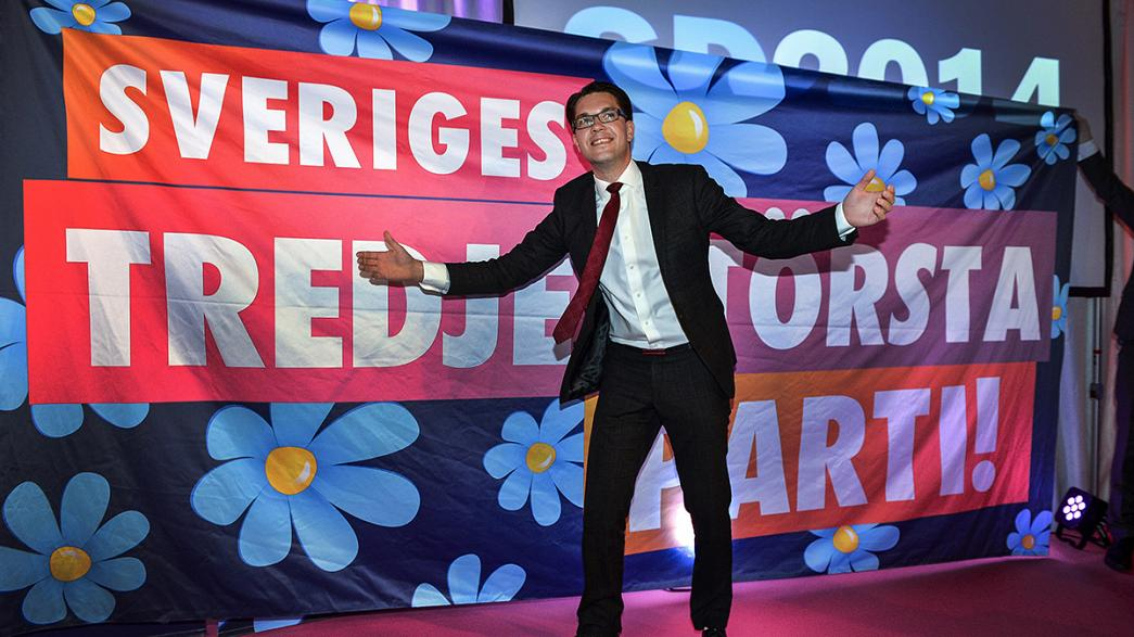 Sweden 2015: immigration concerns fuel a shift to the right