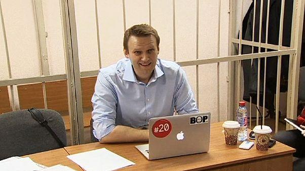 La Fiscalía rusa pide diez años de cárcel para el activista antigubernamental Alexéi Navalni