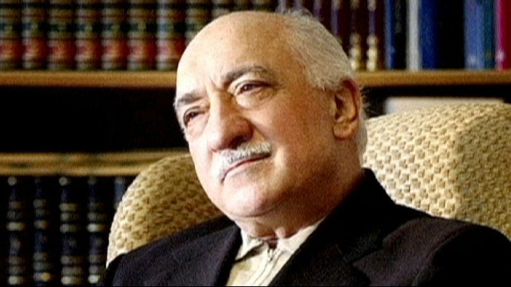 Turquía emite una orden de arresto contra el predicador islamista y líder opositor Fethullah Gülen