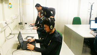 عملیات گسترده پلیس ایتالیا علیه »مافیای پایتخت«