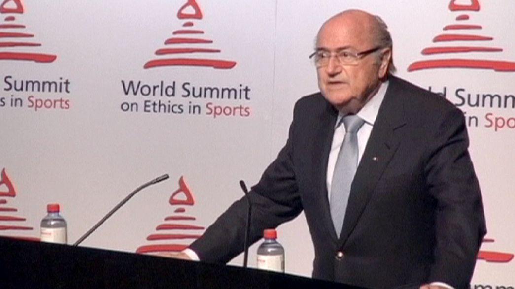FIFA aprova publicação condicionada do relatório Garcia