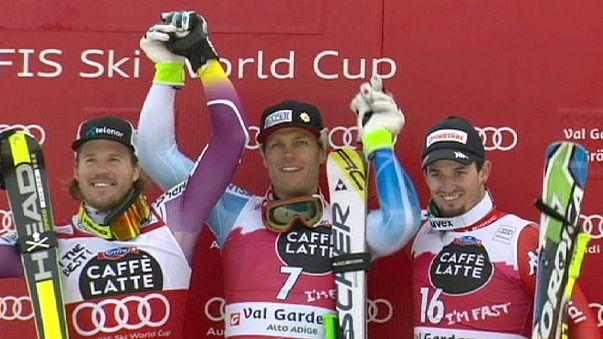 Dritter Weltcup-Triumph für Steven Nyman in Gröden